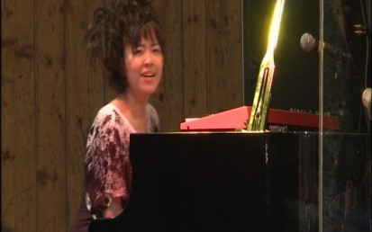 Hiromi Trio Project with Anthony Jackson and Simon Phillips 4 – Garana Jazz Festival 2011