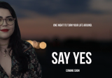 Say Yes un film de Irina Octavia Andronic